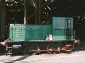 Drewry No.2503, Robert Stephenson & Hawthorns No.7816