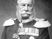 Deutsch: Kaiser Wilhelm I. von Deutschland in Generalsuniform