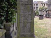 Tomb of George Wilson, Edinburgh