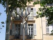 Le Passage Agard, Cours Mirabeau, Aix-en-Provence - CIC - Chapellerie du Cours Mirabeau