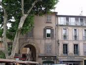 Le Passage Agard, Cours Mirabeau, Aix-en-Provence