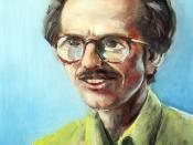 English: Robert Crumb, pastels Deutsch: Robert Crumb, Pastell