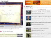 ESPN.com Video Beta Screenshot - 09/07/07