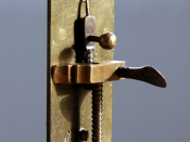 Leeuwenhoek_Microscope_Replica