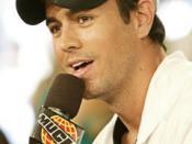 Enrique Iglesias at MuchMusic