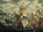 English: The Spanish Armada.