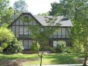 English: The Eudora Welty House in Jackson, Mississippi. Home of author Eudora Welty for nearly 80 years.