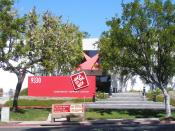 English: Jack in the Box headquarters in San Diego, California. Photographed by user Coolcaesar on February 16, 2008.