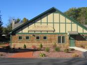 English: Picture of the Chabot Center at the Barton Center for Diabetes Education