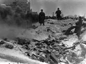 English: Stalingrad Dead Bodies