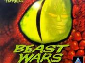 Beast Wars (video game)