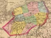English: Hants County, Nova Scotia, 1879