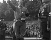 Hitler and Rohm, leader of the Nazi SA