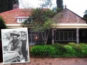 House of Isak Dinesen, author of 'Out of Africa' in Kenya
