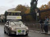 Dublin Marathon 2011 - Over 14,000 Athletes Took Part