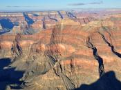 Grand Canyon DEIS Aerial: Mencius and Confucious Temples