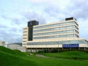 WH Smith UK headquarters, Greenbridge, Swindon.