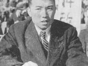 English: Kim Il-sung in 1946 日本語: 1946年頃の金日成