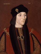 King Henry VII, by unknown artist. See source website for additional information. This set of images was gathered by User:Dcoetzee from the National Portrait Gallery, London website using a special tool. All images in this batch have an unknown author, bu