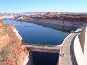 Lake Powell Staumauer