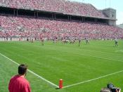Ohio Stadium: The View From Section 11AA