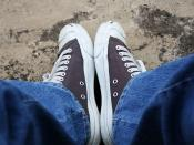my jack purcell shoe