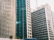 Português: Prédio do Citibank/Citigroup na avenida Paulista, São Paulo, Brasil. Mais conhecido como