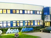 English: Headquarter of Ab Aqua Medic limited liability company. Deutsch: Firma Ab Aqua Medic GmbH in Bissendorf.