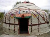 Magyar: Forrás: http://www.bukhara-carpets.com/img/yurt/DSCN5853.jpg