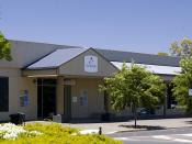 English: Wagga Wagga Centrelink Office.
