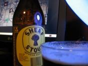 English: Australia's Sheaf Stout in Boise, Idaho.