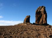 English: Roque Nublo, Gran Canaria, Canary Islands. Spain. Español: Roque Nublo, Gran Canaria, Islas Canarias. España.
