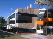 The School of Medicine, Campbelltown.