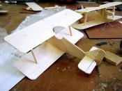 My model plane!