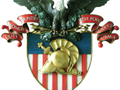 English: United States Military Academy Coat Of Arms