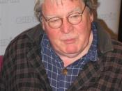 Alan Parker (b. 1943), British stage manager