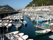 Puerto de San Sebastián (Euskadi, España)