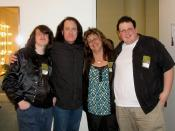 Me and My family with Tommy James