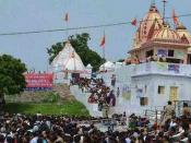 Bhuteshwar Mahadev Mandir