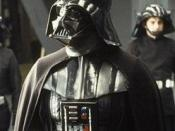David Prowse as Darth Vader in The Empire Strikes Back (1980)
