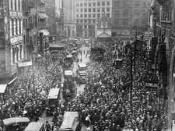 Boston Police Strike, 1919