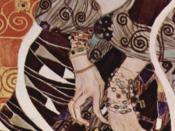 Gustav Klimt, Judith II (1909)