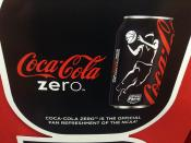 Coca Cola Zero Final Four March Madness College Basketball
