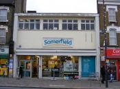 Somerfield store, Leyton High Road, E10