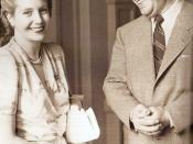 Español: Juan Domingo Perón y Eva Perón