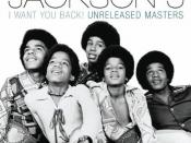 I Want You Back! Unreleased Masters