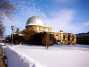 University of Illinois at Urbana–Champaign Observatory