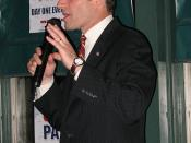 Spitzer Addresses Rochester