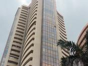 The Bombay Stock Exchange, in Mumbai, is Asia's oldest and India's largest stock exchange