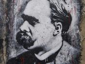 Friedrich Wilhelm Nietzsche painted portrait _DDC1516